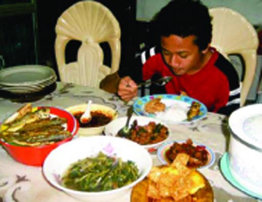 Tujuan Makhluk Hidup Makan Dan Minum - Puspasari