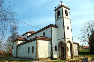 Llanes, Poo, iglesia de San Vicente