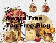 AWARD  and TAG  Free Blog, No Advertising either!