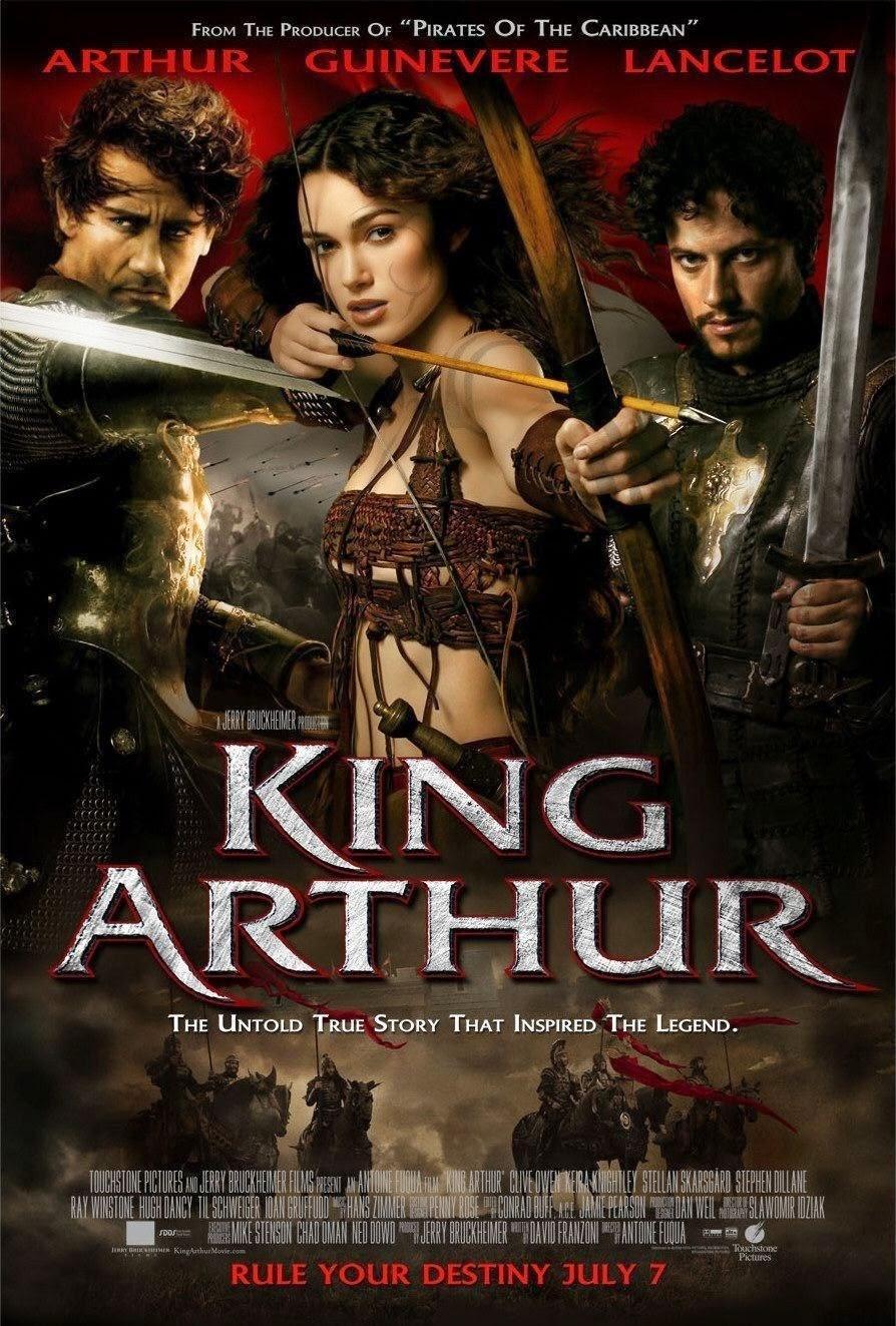 King Arthur 2014