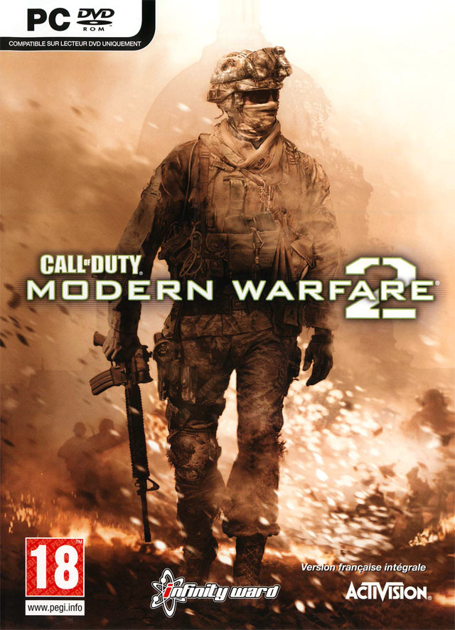 Call Of Duty Modern Warfare 2 Game Full Version For PC Download.