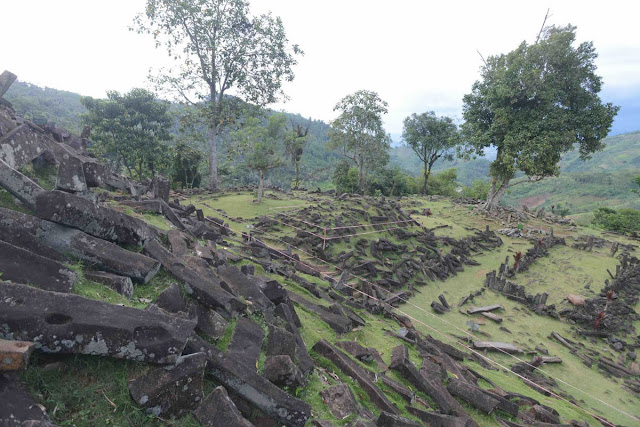 Civiltà preistoriche dell'era glaciale Gungung-Padang-13