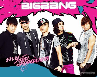 Galeri Foto Big Bang - Boy Band Korea Gambar Personil Trio Arghana