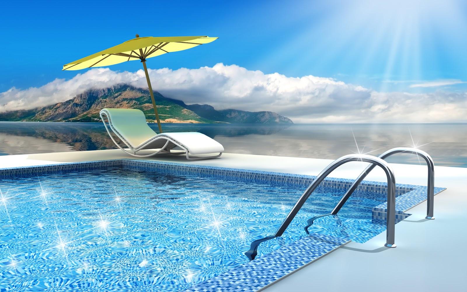 Banco de im genes 14 fotos de piscinas o albercas para for Fotos de piscinas climatizadas
