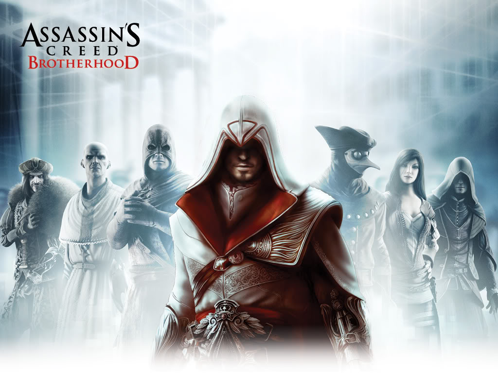 Retro Rerun Assassins Creed Brotherhood