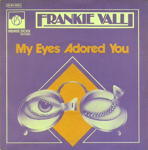 Frankie Valli & The Four Seasons - My Eyes Adored You