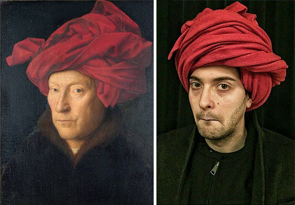 recreating famous artwork fools do art-7