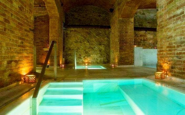baños arabes aire de barcelona spa relax