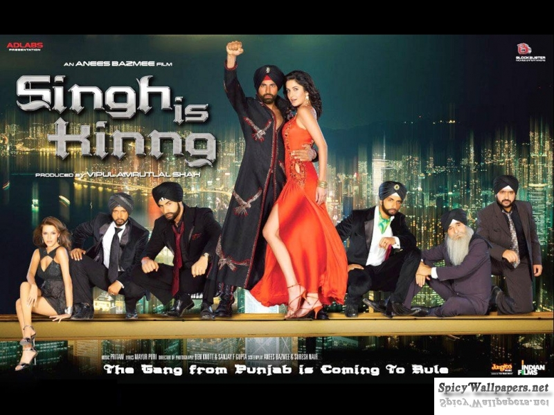singh is king Watch singh is kinng full movie online in hd quality for free on hotstarcom it is a hindi comedy movie directed by anees bazmee starring akshay kumar, katrina kaif.
