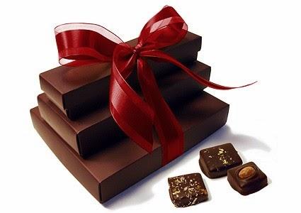 Tạo hình socola - chocolate món quà ý nghĩa