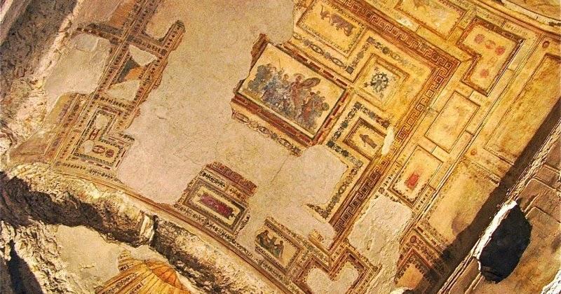 the domus aurea of nero Articles traitant de domus aurea écrits par giacobbe giusti.