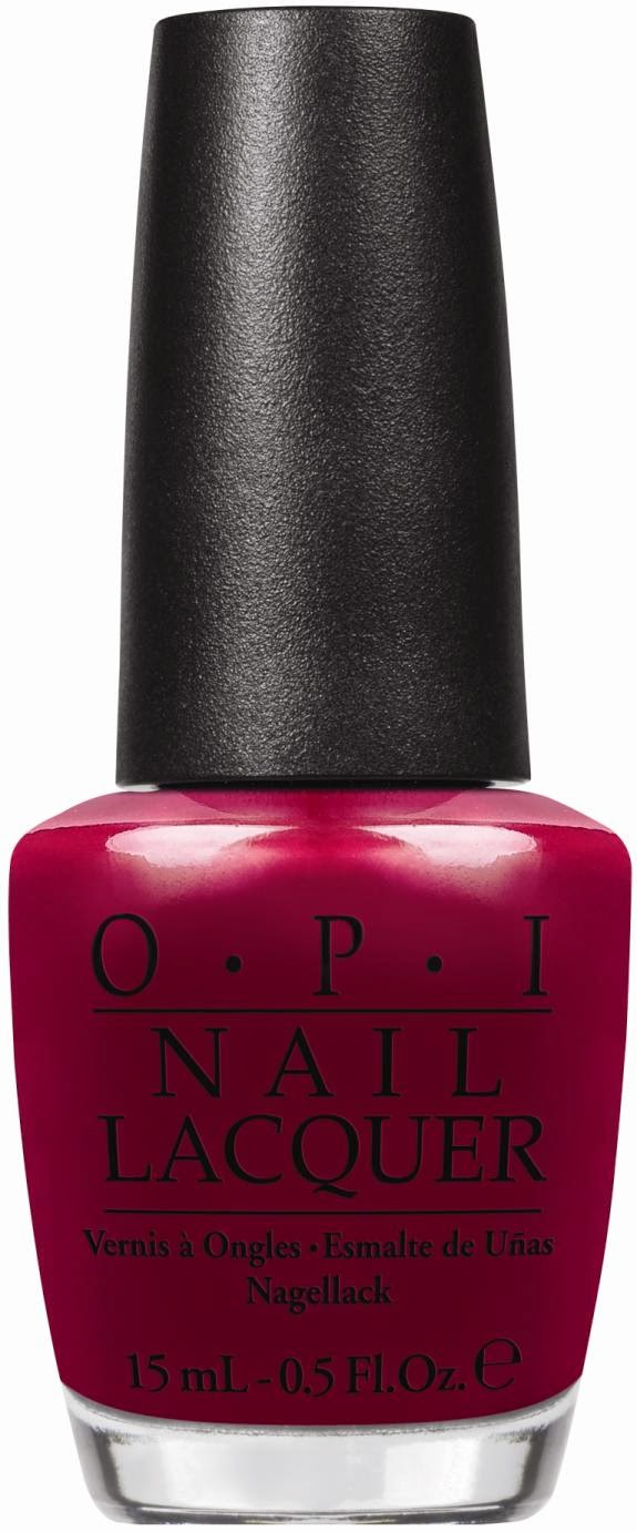 OPI Thank Glogg It's Friday!