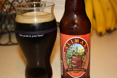 Climax Brewing Nut Brown Ale