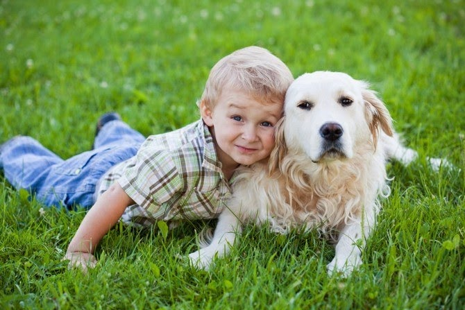 http://funchoice.org/picture-choice/miscellaneous-pictures/babies-with-dog-18-photos