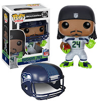 Funko Pop! Marshawn Lynch