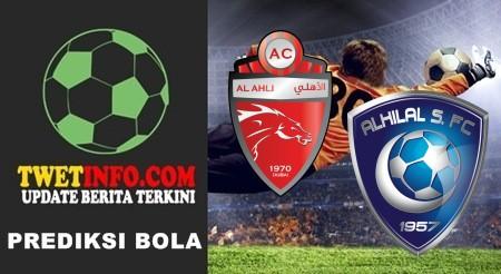 Prediksi Al Ahli Dubai vs Al Hilal