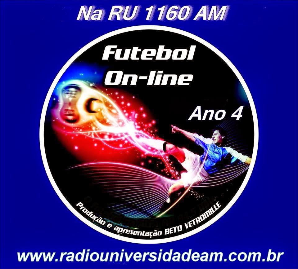 Futebol On Line 12h às 13h