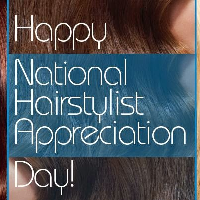 National Hairstylist Appreciation Day