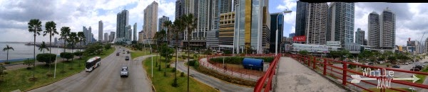 Avenida Balboa Panoramic, Panama City