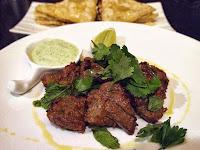 Lamb Kebab - the Coriander Leaf, Clarke Quay
