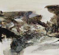 Картина Чжао Уцзи 25.05.70