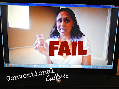 ConventionalDee video Fail