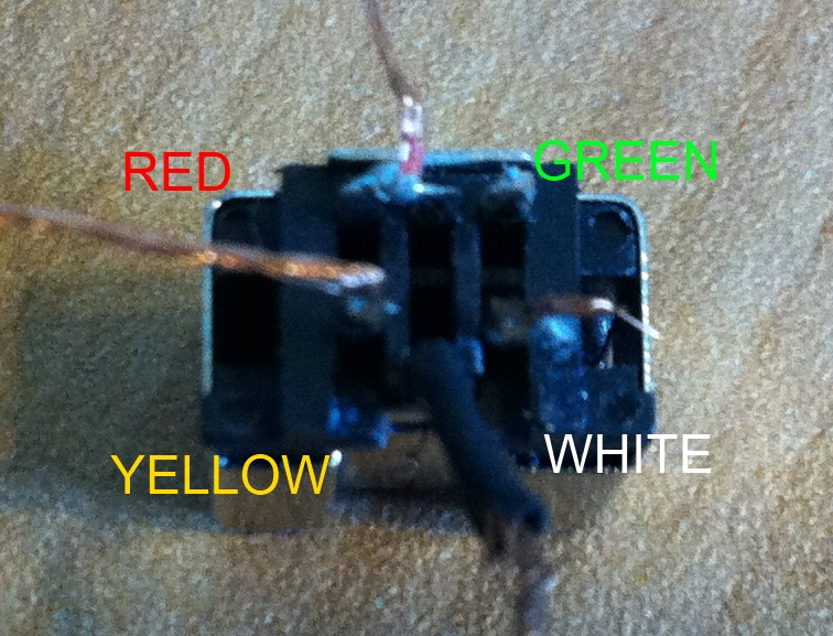 Dad-Geek-Gamer: In That Order: Dad... We broke the Wii Nunchuck... | Wii Wiring Diagram |  | Dad-Geek-Gamer