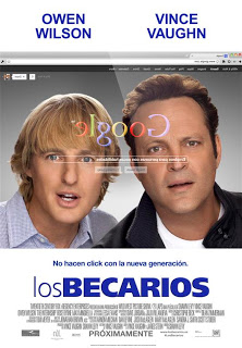 Los Becarios [The Internship] (2013) Online Gratis