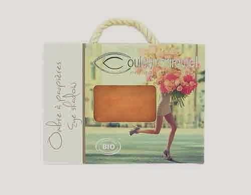 Sombra de ojos naranja