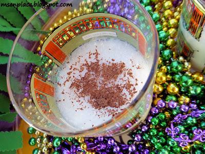 Praline Pecan Milkshake | Ms. enPlace