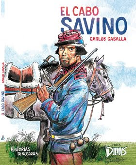 Libro El Cabo Savino, de Carlos Casalla