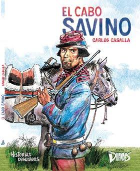 Libro El Cabo Savino, de Carlos Casalla