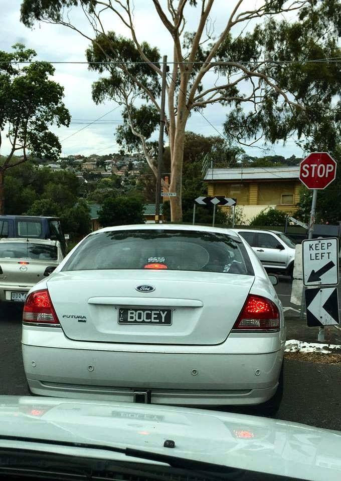 Peminat Bocey di Australia