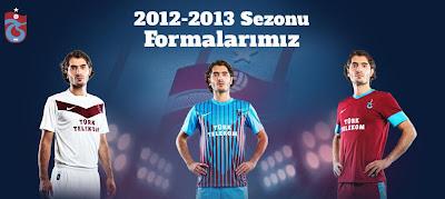 2012 2013 sezonu trabzonspor formalari