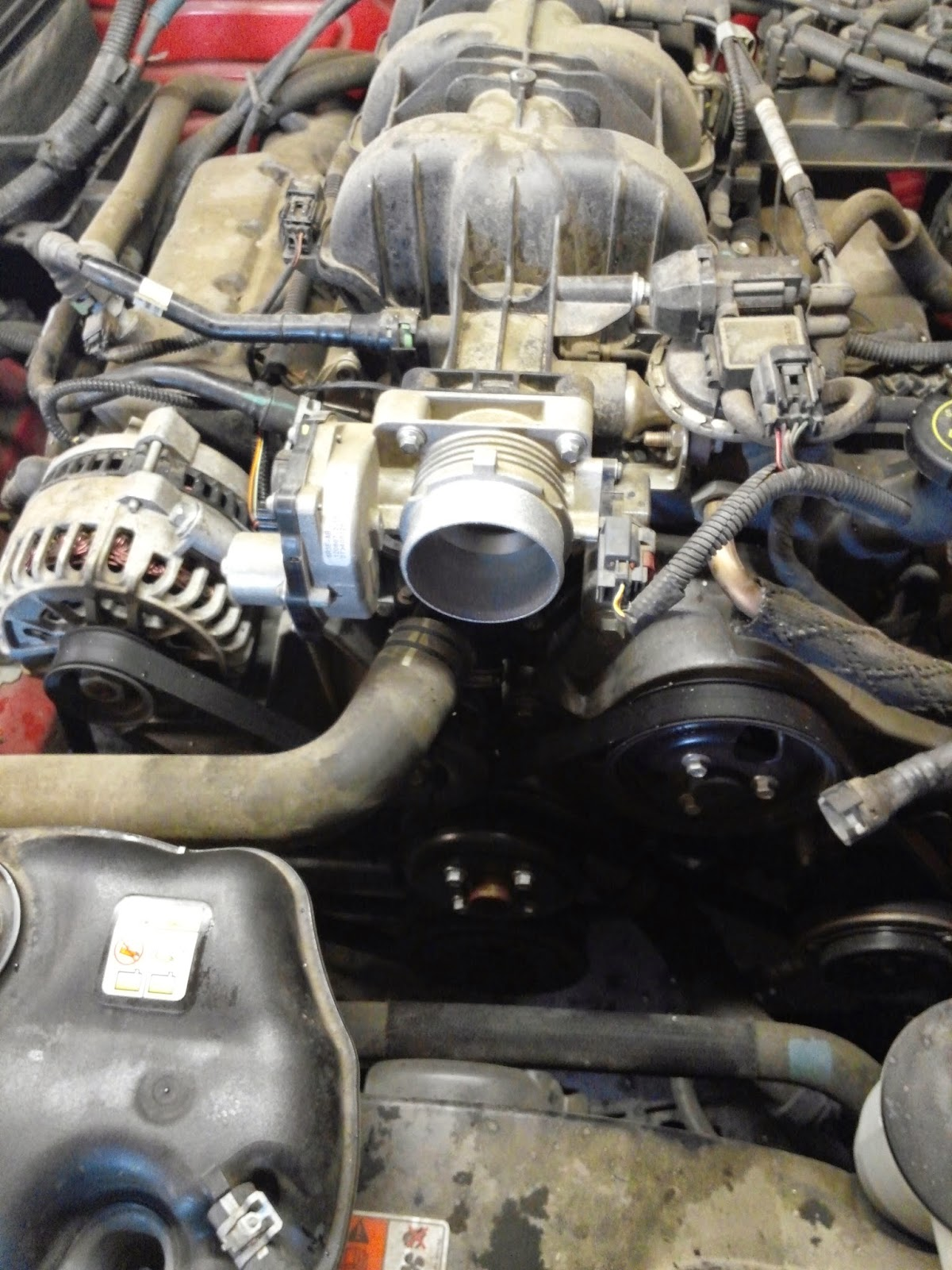 Timthetech  2008 Ford Mustang 4 0  Coolant Leak At