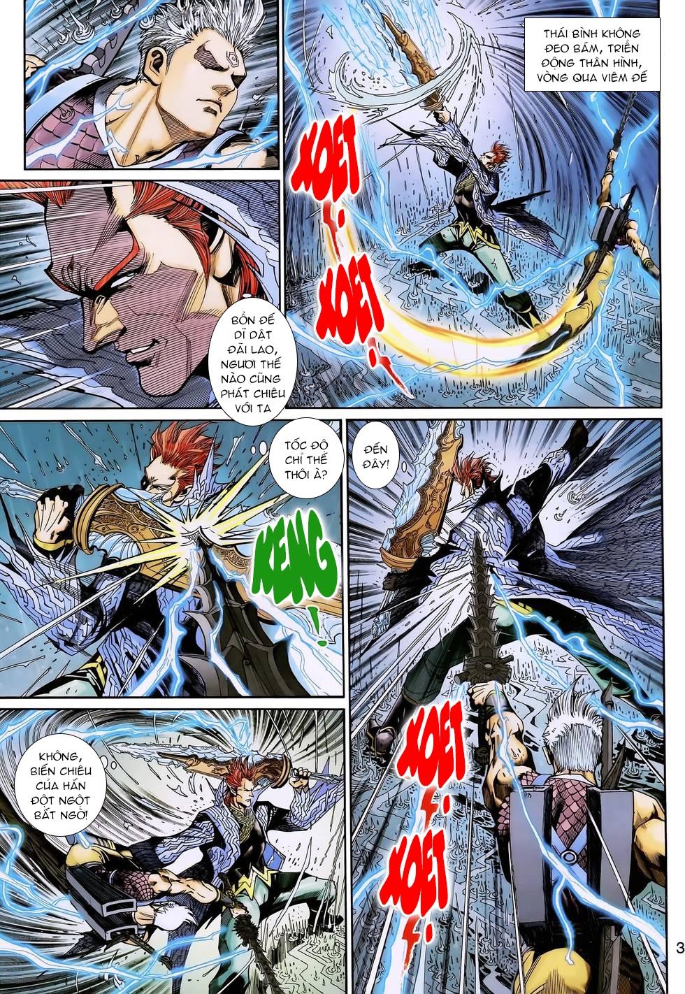 Thần binh huyền kỳ 3 - 3.5 tập 146 - 2