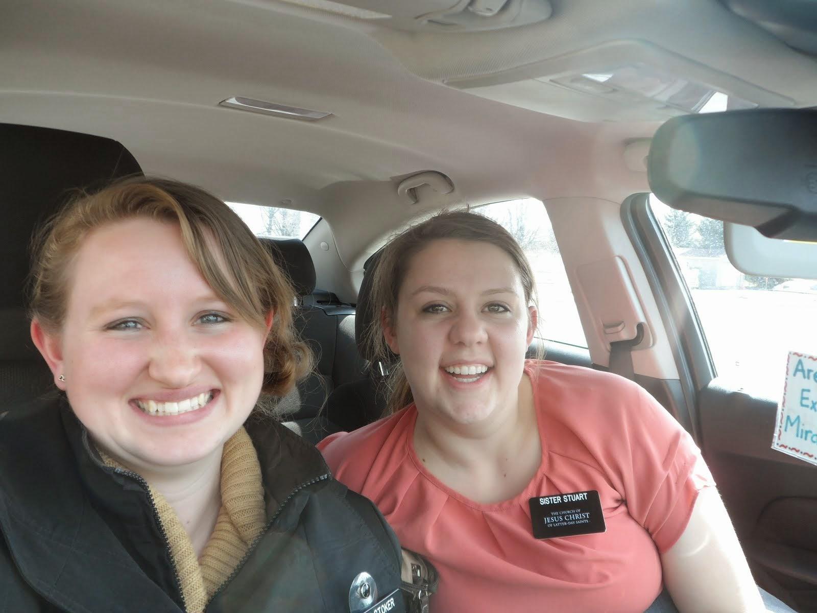 Sister Rachel Stoker-Clearfield, Utah
