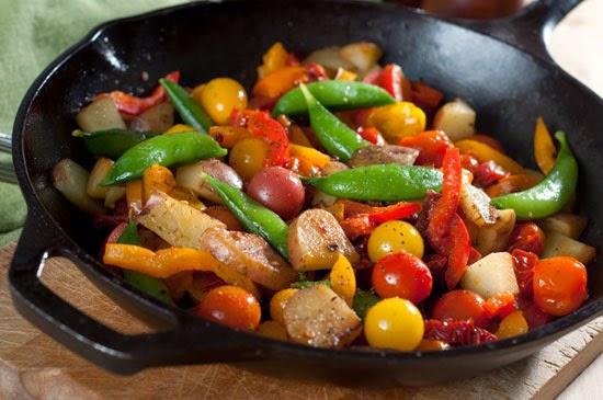 خضراوات تصبح صحية بعد طبخها