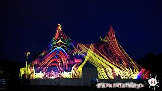 El Circo en Sziget 2014
