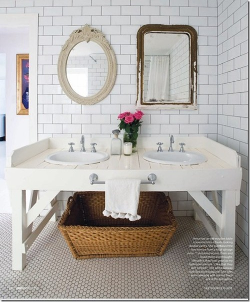 The Peak Of Très Chic: My Love Affair With Subway Tiles
