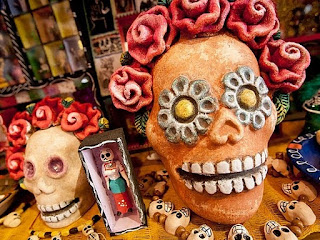 'day of the dead' a time of remembrance for the living