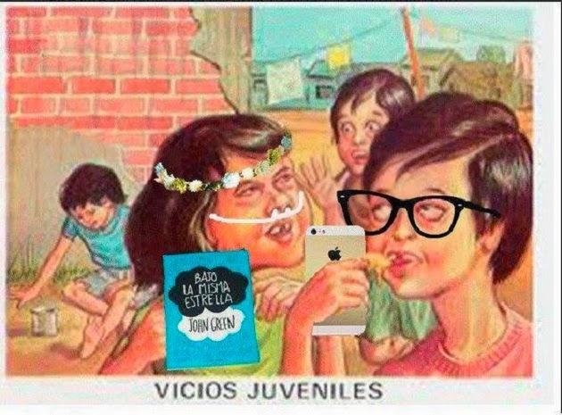 Vicios de los jovenes