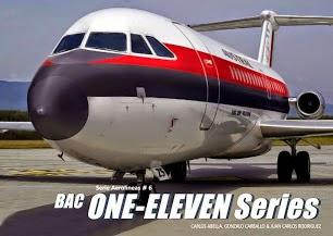 Serie Aerolíneas  N°6<br>BAC 111 Series en Sudamérica