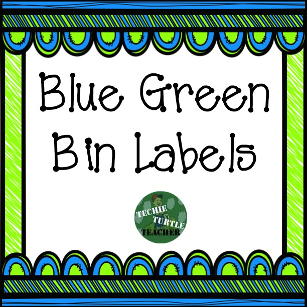 http://www.teacherspayteachers.com/Product/Classroom-Decor-Blue-Green-Bin-Labels-1378502