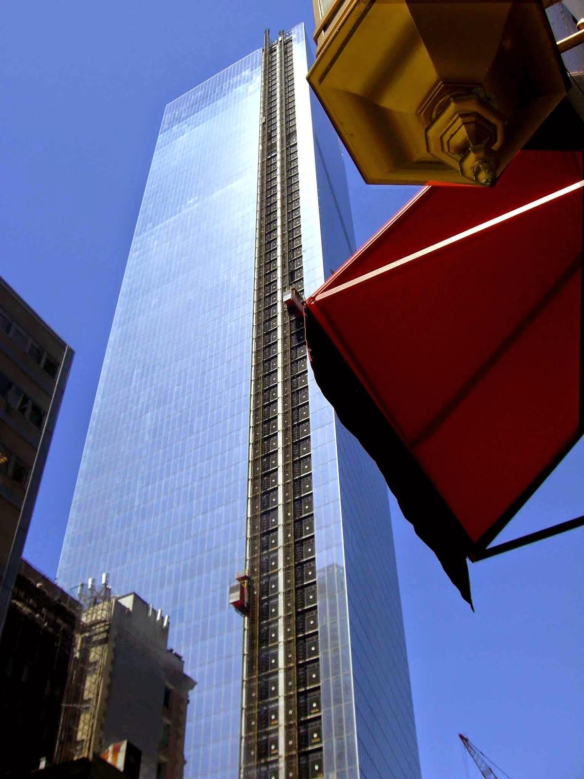 C'est haut New york