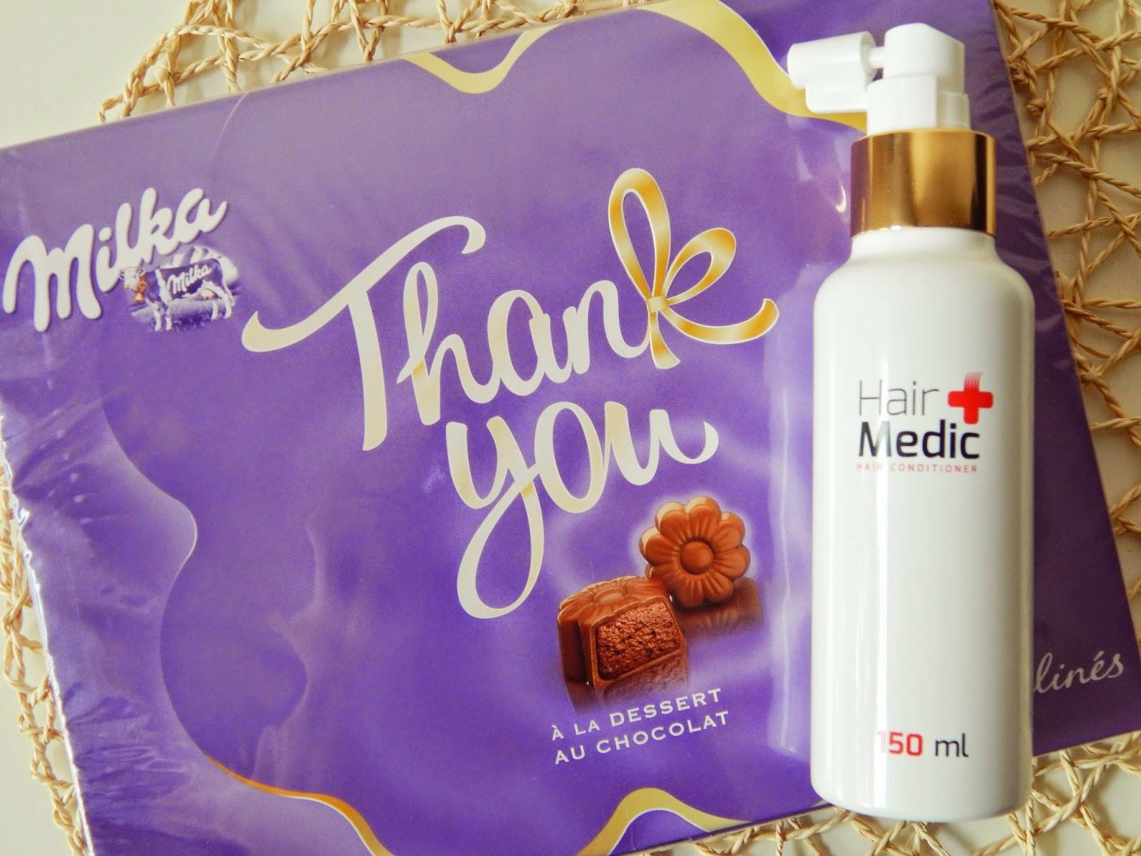 współpraca hair medic odżywka naturalne składniki