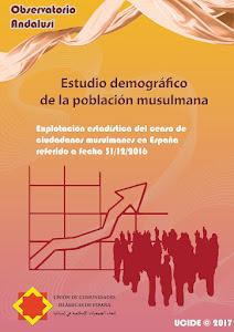 Estudio demográfico d e la población musulmana
