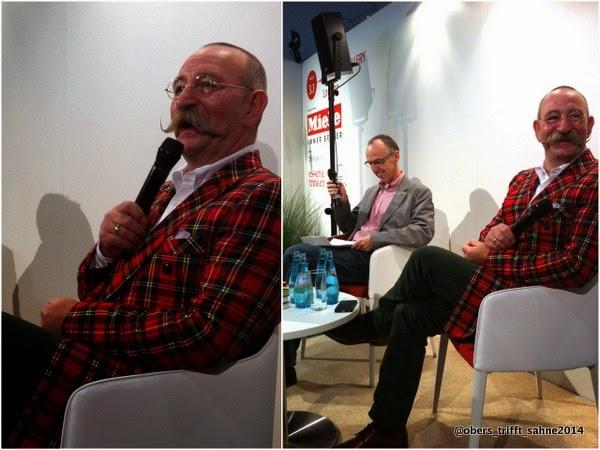Horst Lichter Buchmesse Frankfurt