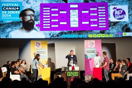 Festival de Series Canal+ 2014 El Rey de las Series
