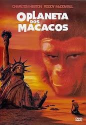 Filme O Planeta Dos Macacos Dublado AVI DVDRip